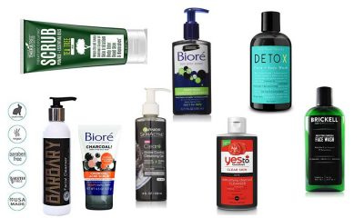 Charcoal Face Washes 8 Best Charcoal Face Washes You can Buy This Year