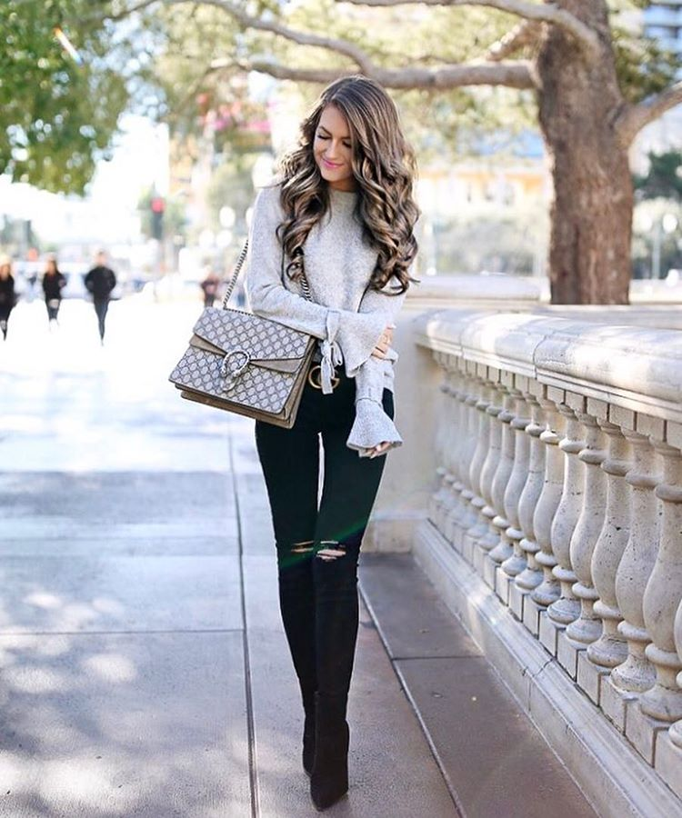 Bell Sleeves Ideas - Bell Sleeves Trends