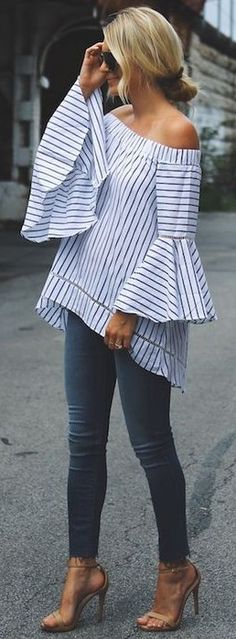 Bell Sleeves Trends - Bell Sleeves Ideas