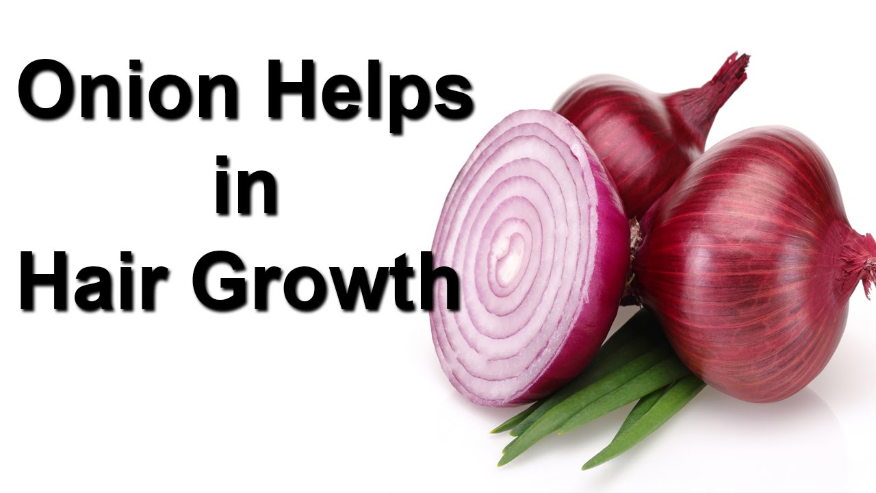 How Onions Can Actually Help Grow Your Hair Her Style Code
