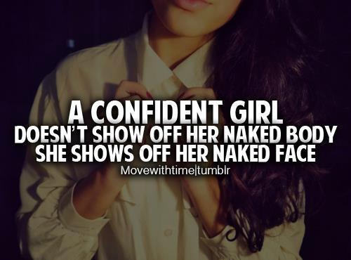 no makeup quotes
