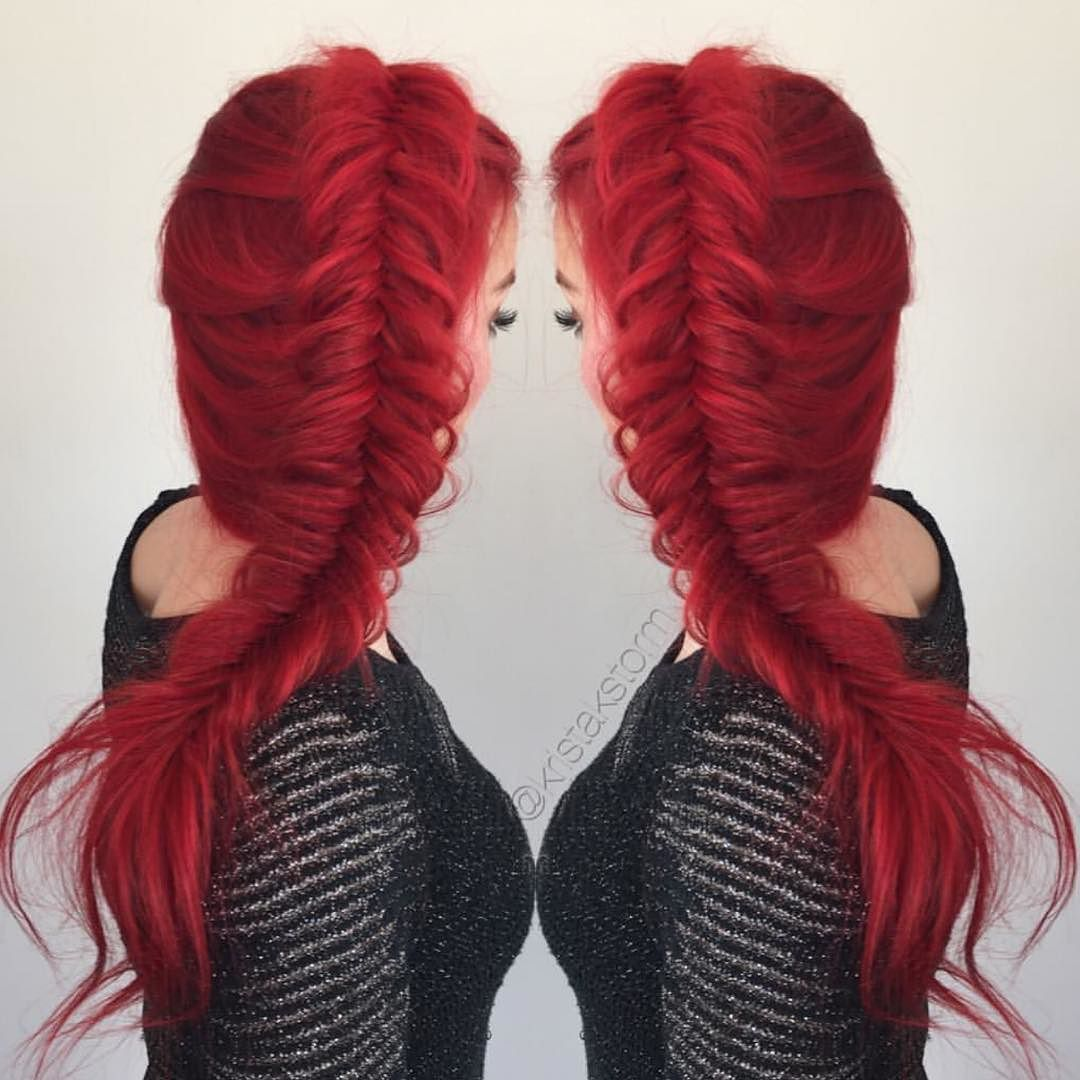 35 Stunning New Red Hairstyles Haircut Ideas For 2018 Redhead Ideas