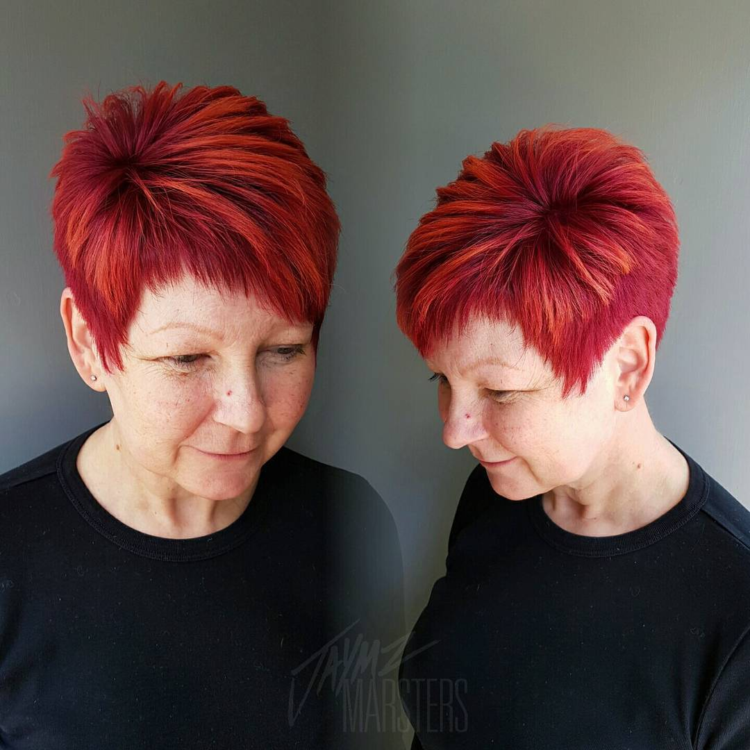 35 Stunning New Red Hairstyles Amp Haircut Ideas For 2018