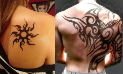 tribal tattoos meanings and tribal tattoos for men women 20 Hottest Tribal Tattoo Designs for Women & Men