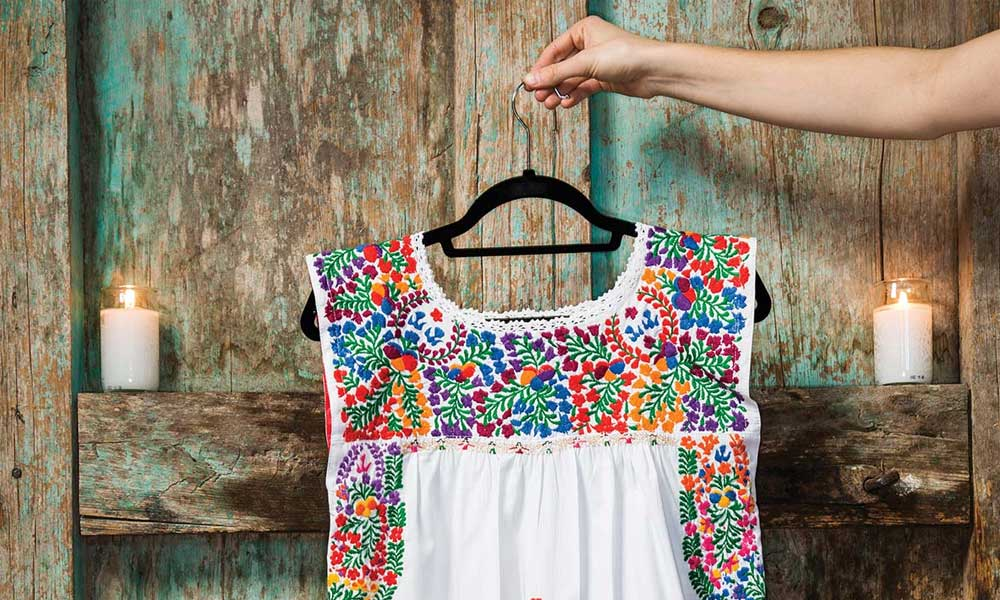 16 Trendy Embroidered Items Of Clothing - Embroidery Design Ideas - Her Style Code