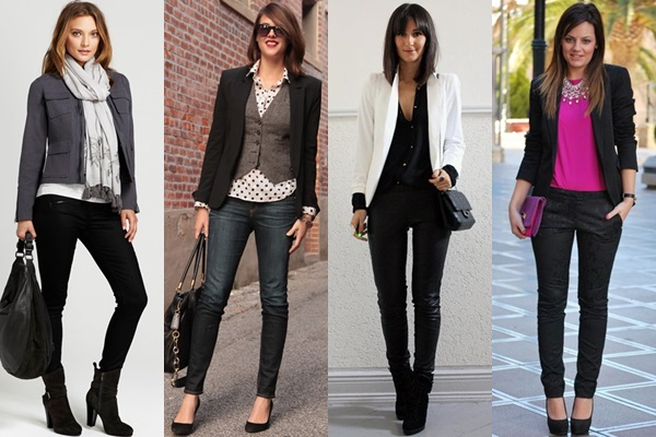 How to Put Together a Professional Look - Professional Outfits for ...