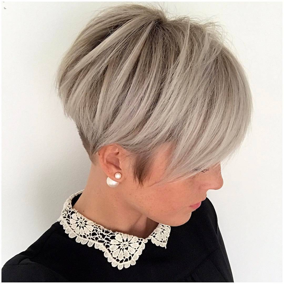 Adorable Ash Blonde Hairstyles – Stylish Hair Color Ideas