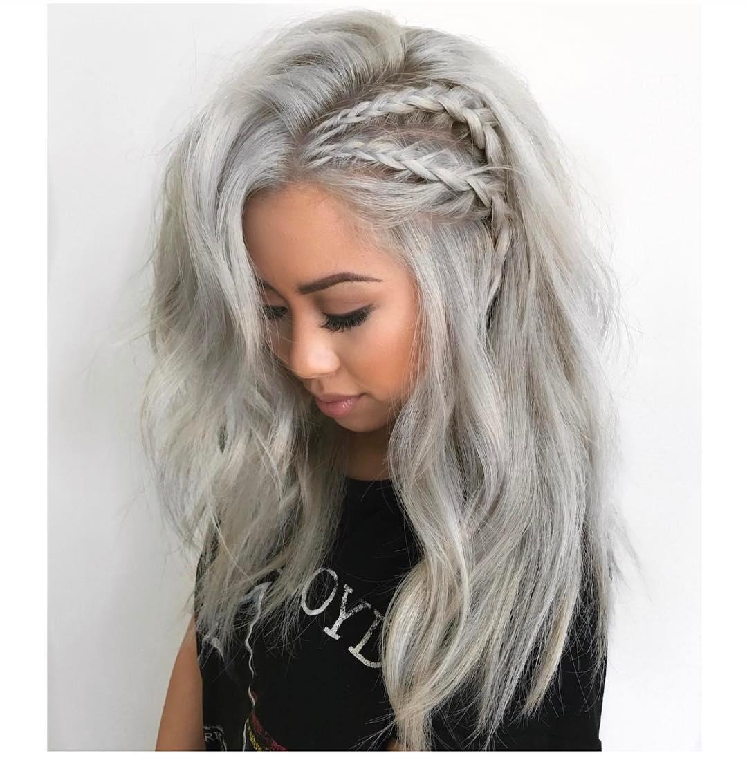 45 Adorable Ash Blonde Hairstyles - Stylish Blonde Hair ...