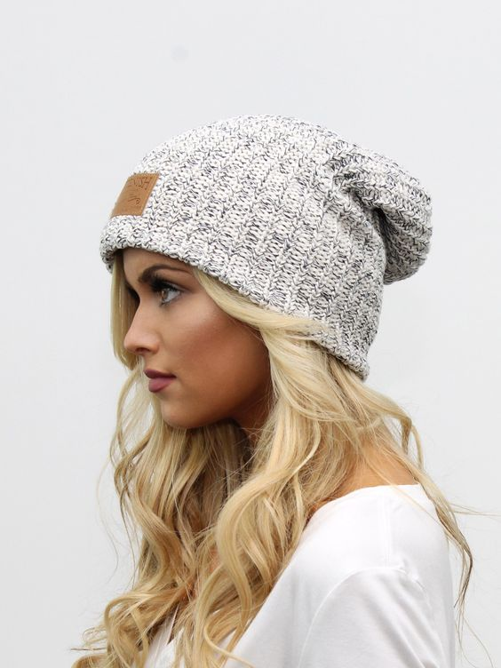 How To Wear A Winter Hat With Natural Hair