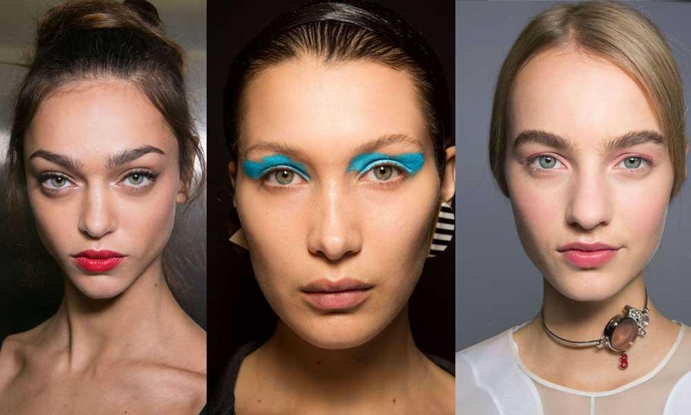 Spring makeup looks