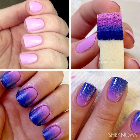 10 easy nail designs you can do at home her style code 10 easy nail designs you can do at home solutioingenieria Gallery