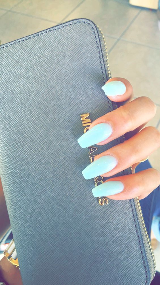 22 Pretty Solar Nails You Will Want To Try Her Style Code