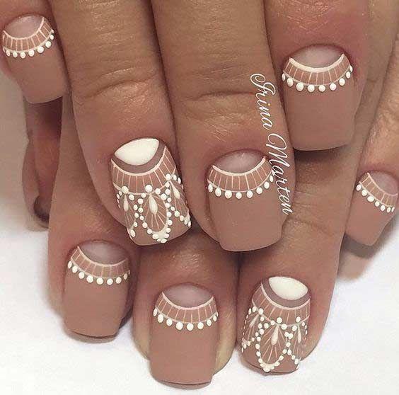 40 Stunning Manicure Ideas For Short Nails 2018 Short Gel Nail Arts