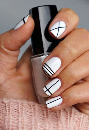 12 Stunning Short Manicures For Women