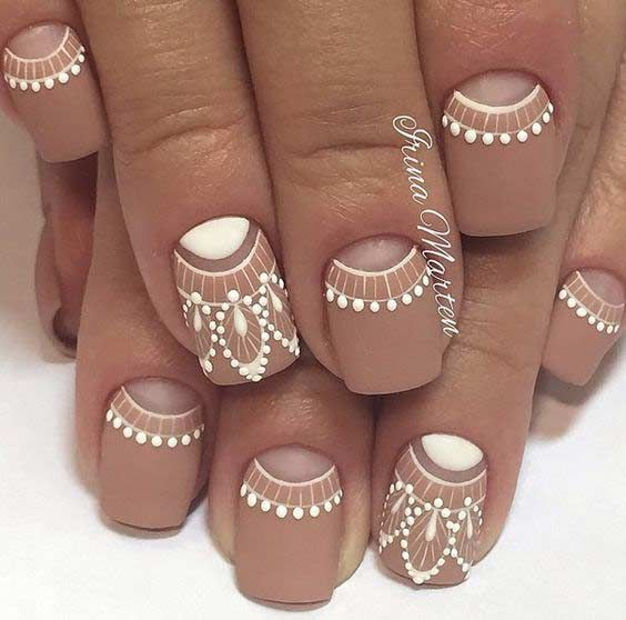 14 Stylish Cuticle Nail Design Ideas Her Style Code