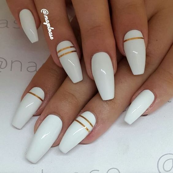 14 Stylish Cuticle Nail Design Ideas