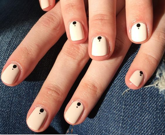 20 Gorgeous Minimalist Nail Design Ideas