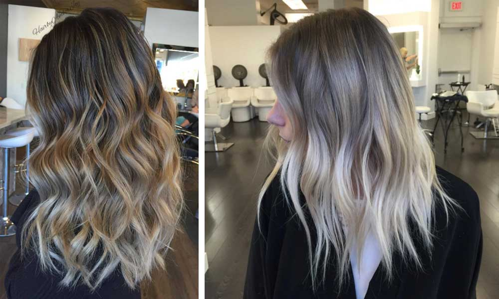 10 Blonde Brown Caramel Balayage Hair Color Ideas You Shouldnt