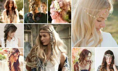 bohemian hairstyles bohemian fashion boho hairstyles 11 Beautiful Bohemian Hairstyles You'll Want To Try