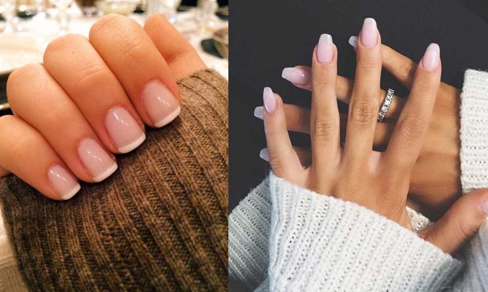 - 40 Stunning Manicure Ideas For Short Nails 2018 - Short Gel Nail Arts
