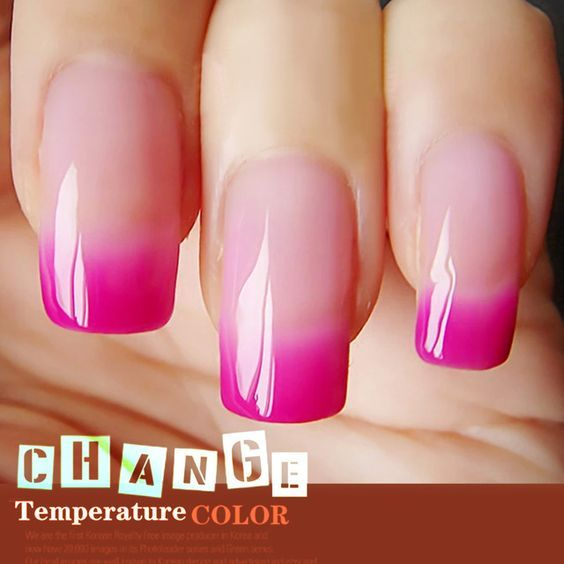 15 Color Changing Nail Inspirations Cool Nail Art Designs Her Style Code
