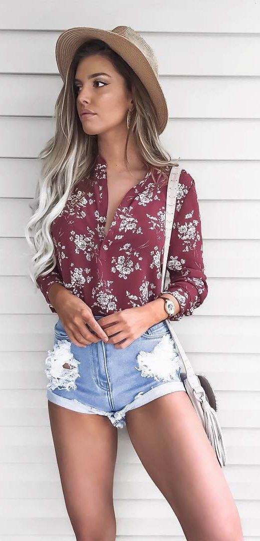 16 Cool Stylish Summer Outfits For Stylish Women - Her ...