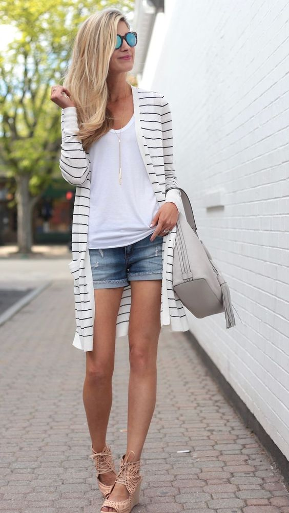 16 Cool Stylish Summer Outfits For Stylish Women - Her Style Code
