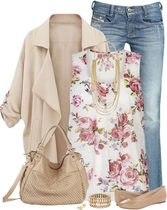15 Flirty Outfits To Wear This Spring