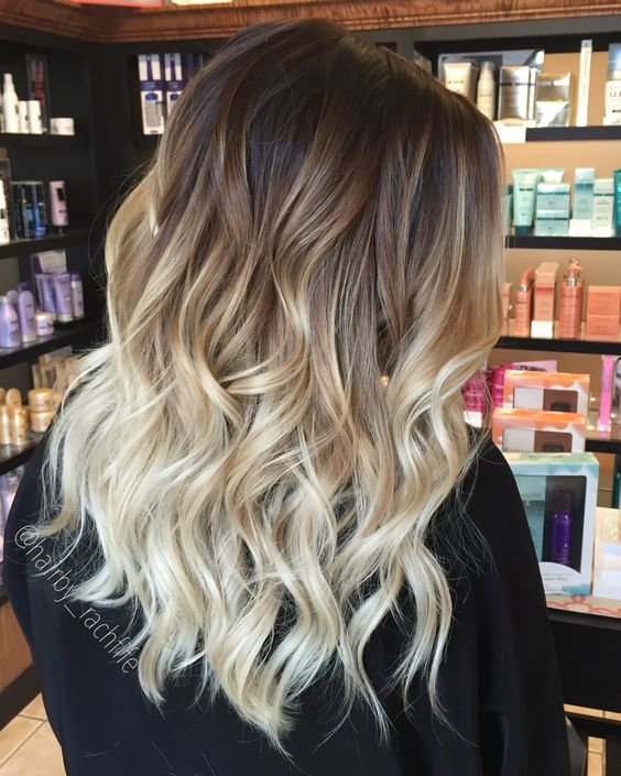 omber hair style 60 trendy ombre hairstyles 2018 blue 9810 | 60 hottest ombre hairstyles for long medium short hair