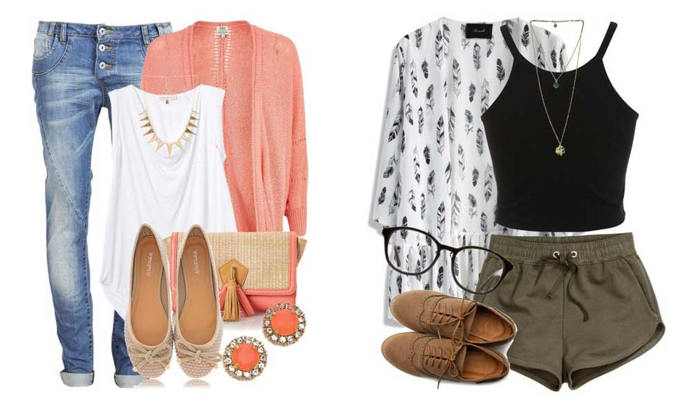 13 Cute Casual Outfit Ideas For Everyday Looks Her Style