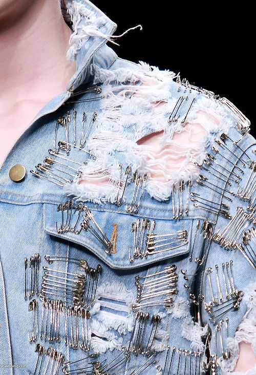 How to Wear Vintage Denim