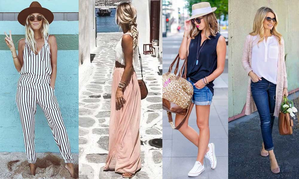 a061039ec148 What to Wear For a Vacation - 20 Casual Outfit Ideas for Vacation ...