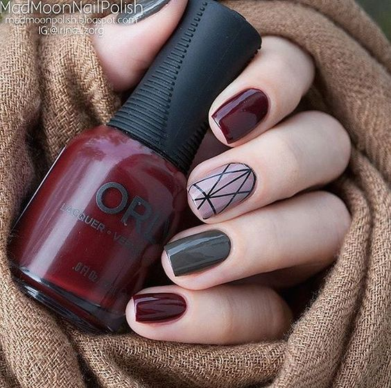 10 Easy Nail Designs You Can Do At Home