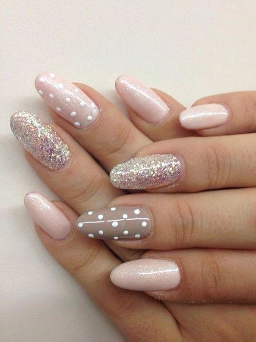 10 easy nail designs you can do at home her style code Nail design ideas to do at home