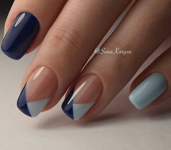 10 Easy Nail Designs You Can Do At Home - Her Style CodeEasy Nail Designs You Can Do At Home Step By Step