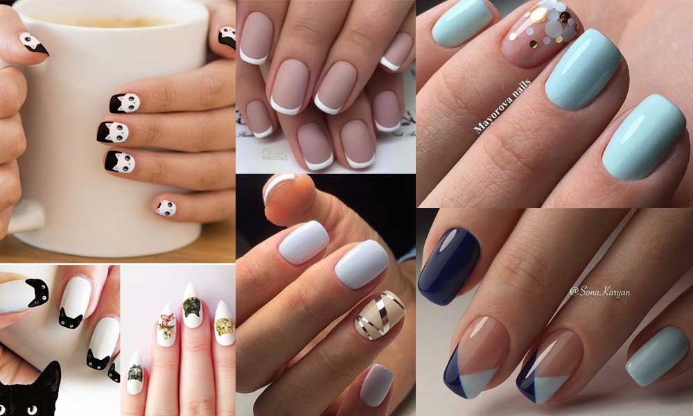Best hottest easy nail desings nail arts 10 Easy Nail Designs You Can Do At Home