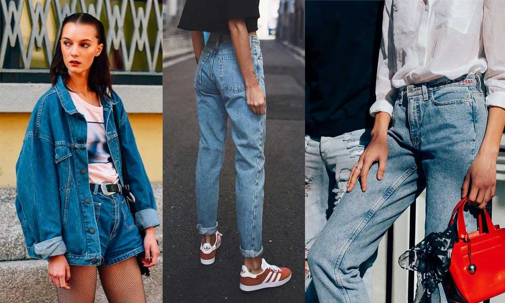 ba653fc44c9e How to Wear Vintage Denim - Vintage Denim Fashion - denim jeans