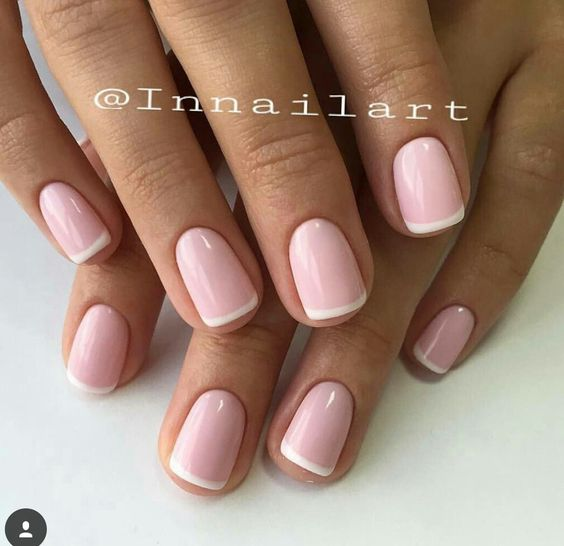How To Achieve Flawless DIY French Tips 30