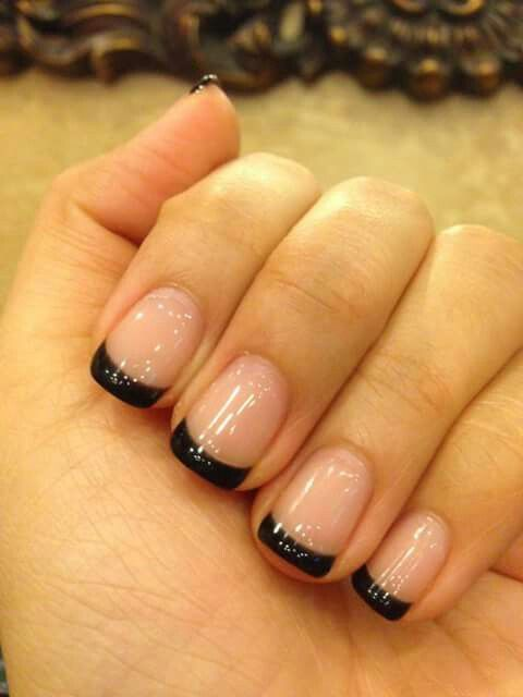 How to achieve flawless diy french tips 30 french manicure how to achieve flawless diy french tips 30 french manicure designs solutioingenieria Images