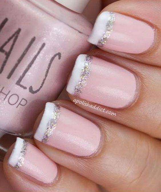 How to achieve flawless diy french tips 30 french manicure file your nails right how to achieve flawless diy french tips solutioingenieria Images