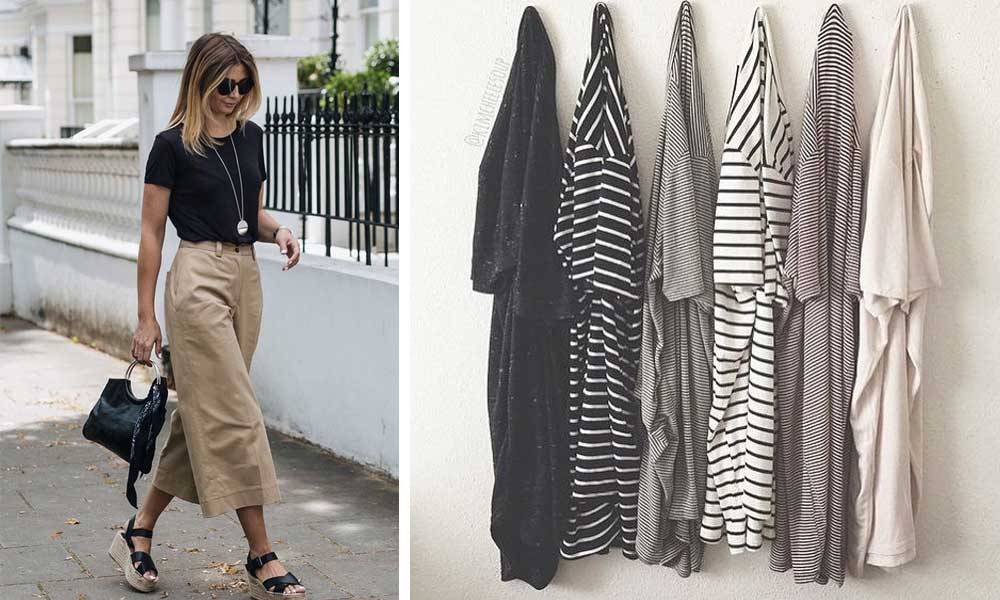 ab5f9e79e0 7 Tips on How to Wear a Basic Tee More Fashionable - Her Style Code