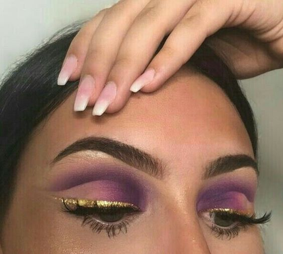 10 Gorgeous Back To School Eye Makeup Ideas