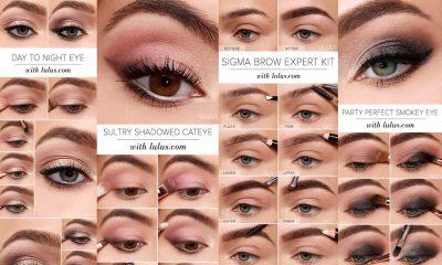 20 easy stepstep eyeshadow tutorials for beginners