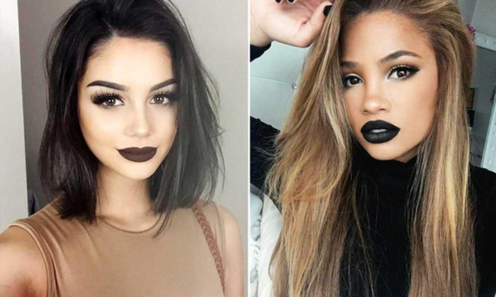 dark lipstick 11 Ways to Pull off Dark Lipstick