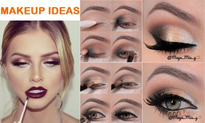 20 simple easy stepstep eyeshadow tutorials for