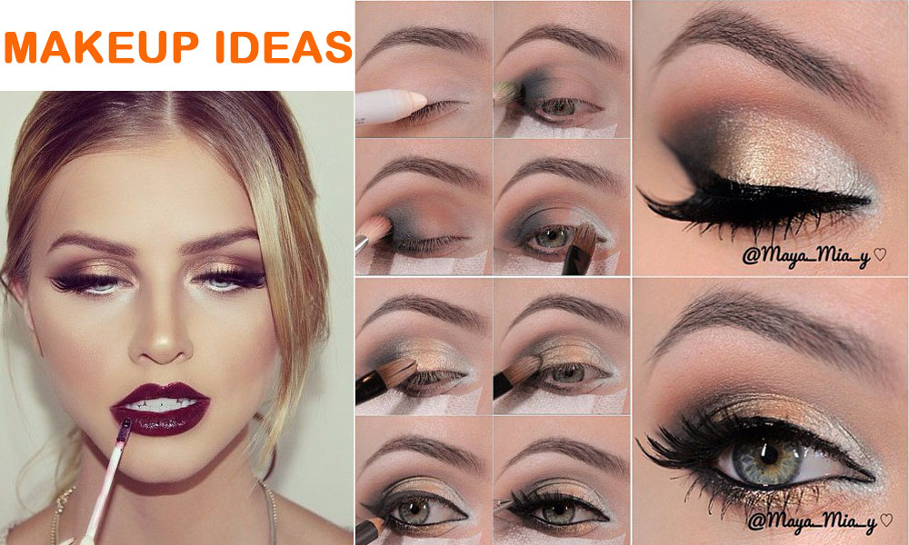 How to Rock New Year's Eve Eye Makeup 2019 - Her Style Code