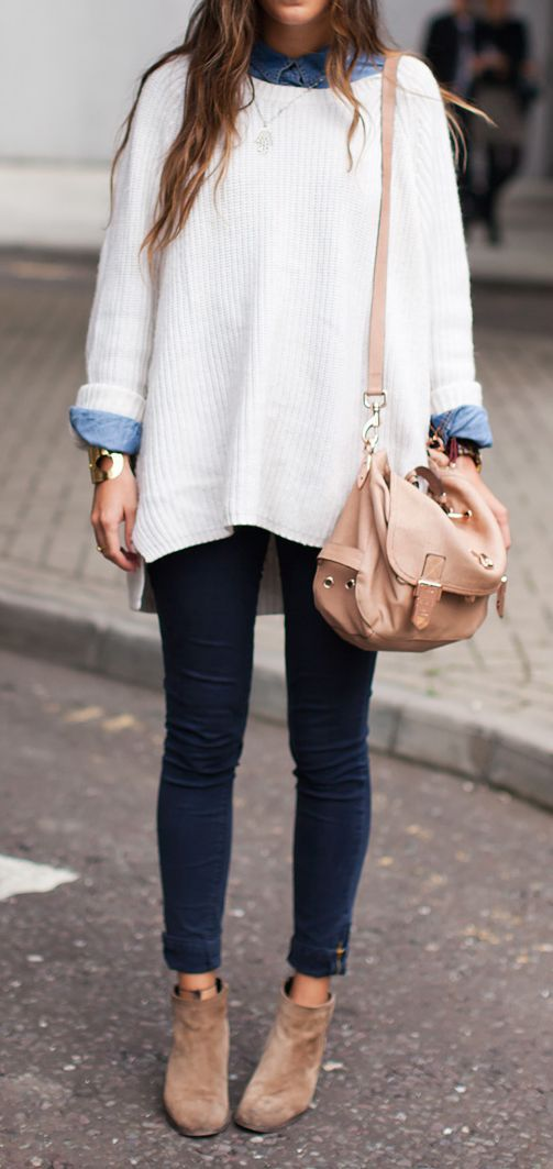 a66a8c5c6bd How to Wear Oversized Clothes - 7 Tips on How to Rock Oversized Outfits
