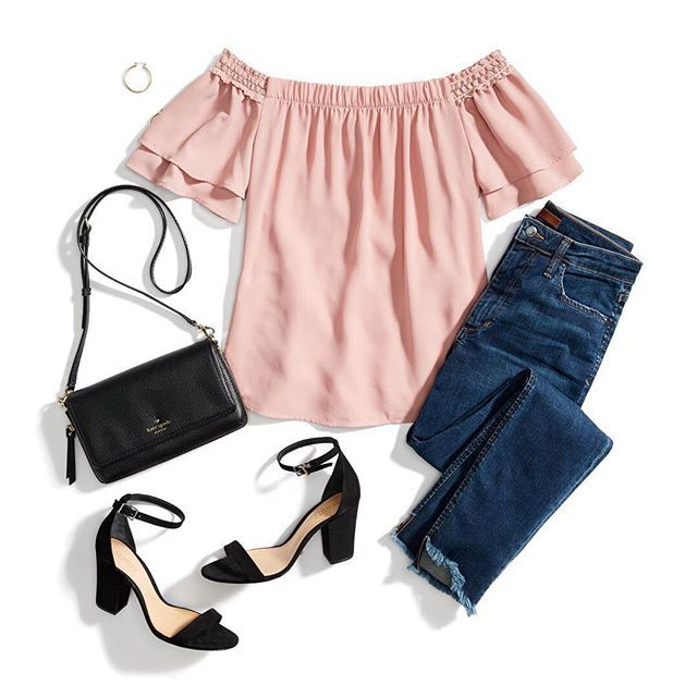 bcd2172865d5 ... 36 Cute Outfit Ideas for Summer - Summer Outfit Inspiration ...