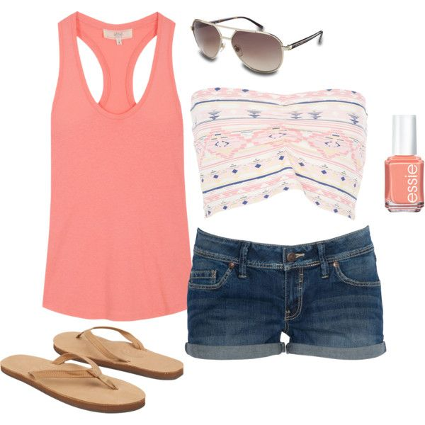 5a7c756bef ... 36 Cute Outfit Ideas for Summer - Summer Outfit Inspiration ...