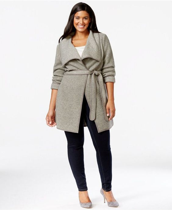 7 Tips for Plus Size Cold-Weather Fashion